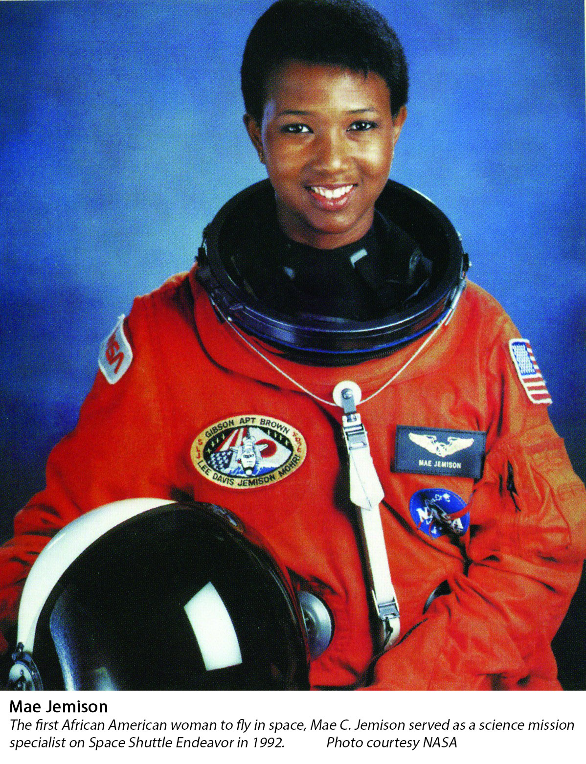 STEM Girls: Mae Jemison