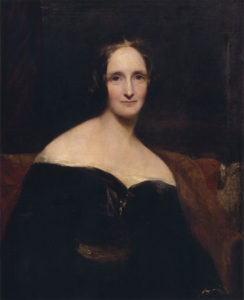 Mary Shelley and the birth of Frankenstein