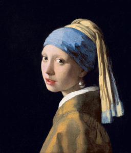 The Empowering Gaze of the Girl with a Pearl Earring