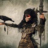 Mythological Girls: Morrigu