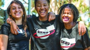 STEM Girls: South African School Girls