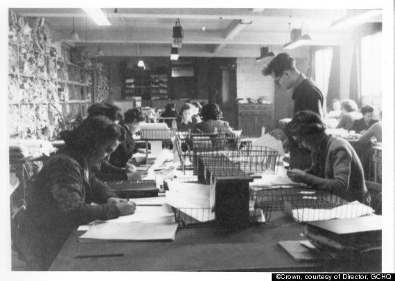 The Women Codebreakers of Bletchley Park