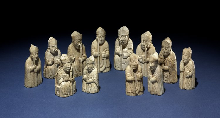 The Lewis Chessman…and the Woman who Created Them