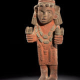 Mexica Chicomecoatl and the Maiden