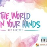 Make the World a Better Place with the 'World in your Hands' Art Contest!