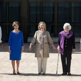 No Time For Fear – Politicking Girls:  American First Ladies and their impact on girls