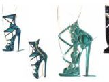 Redesigning the high heel with rocket scientists