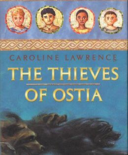 Review: Caroline Lawrence's The Roman Mysteries