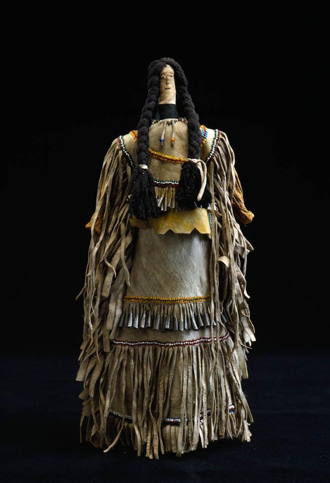 Apache Doll