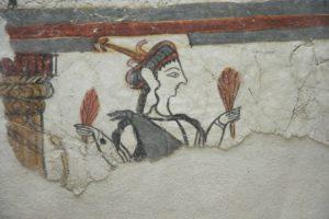 Eritha of Pylos fresco