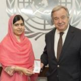 No Time For Fear – Politicking Girls: New girl-centered U.N. role for Malala Yousafzai