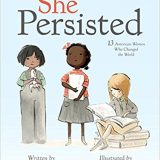 No Time For Fear – Politicking Girls: Chelsea' Clinton's book, She Persisted