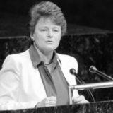 Political Powerhouses: Dr. Gro Harlem Brundtland