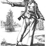 Famous Female Outlaws: Anne Bonny