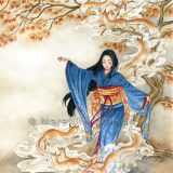 Mythological Girls: Kitsune