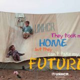 Make a difference on World Refugee Day