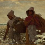 Cotton Picking Girls