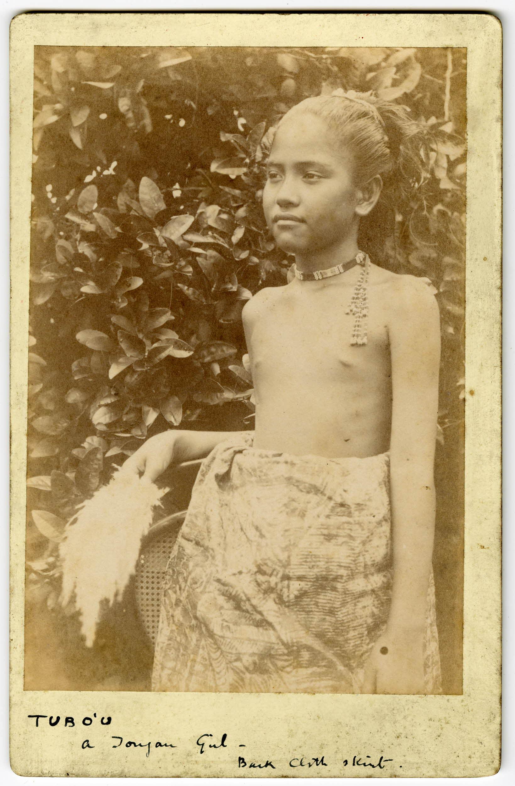 A Postcard from Tubo'u