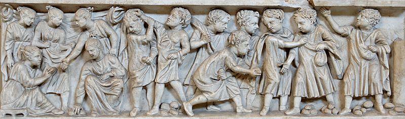 Childs sarcophagus