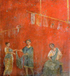 Fullonica of Veranius Hypsaeus