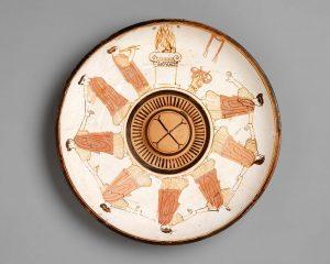 Libation bowl (phiale)