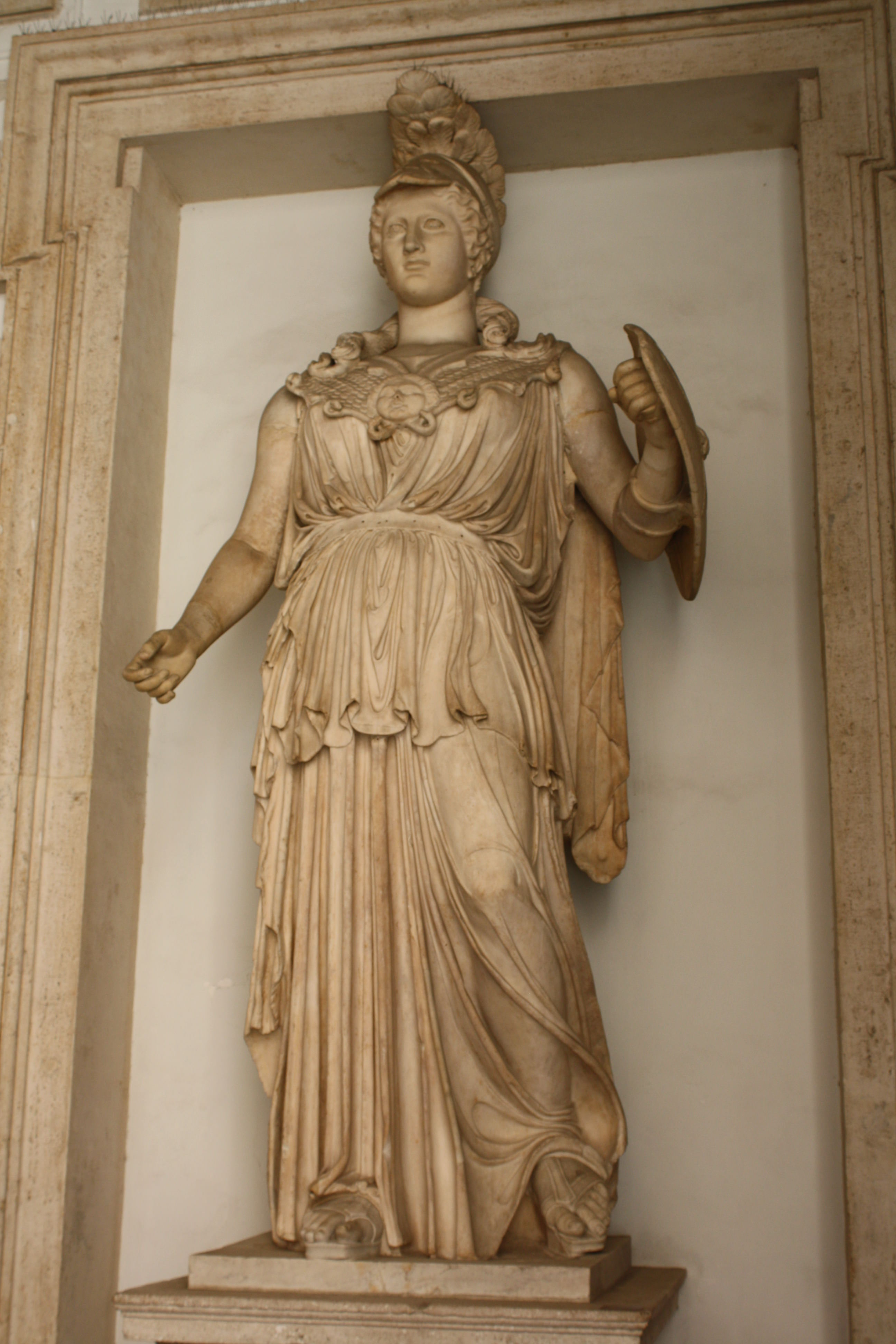 Mythological Girls: Minerva