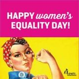 Celebrate Women's Equality Day today!