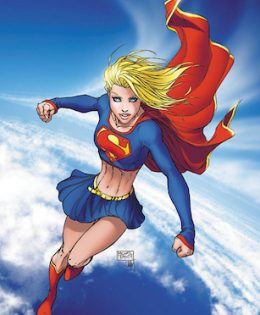 Super Girls! Supergirl