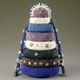 Girl of Beads: Ndebele Doll