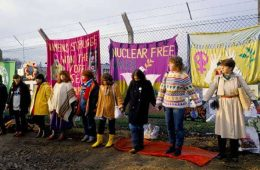 Review: Greenham Common Peace Camp: The Fence and the Shadow Exhibition