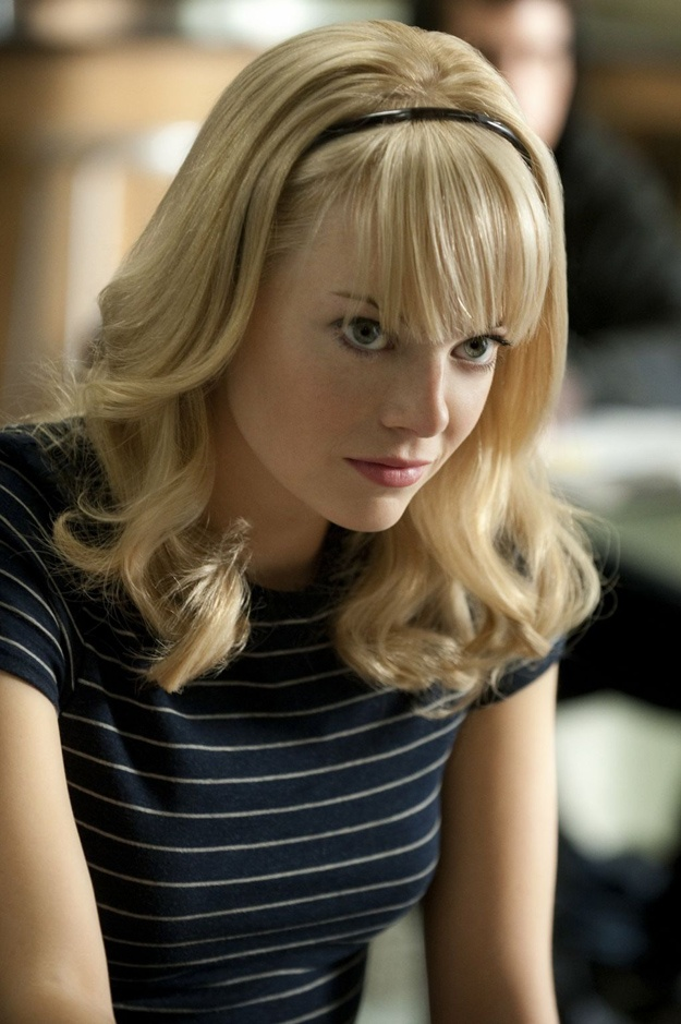 Super Girls! Gwen Stacy