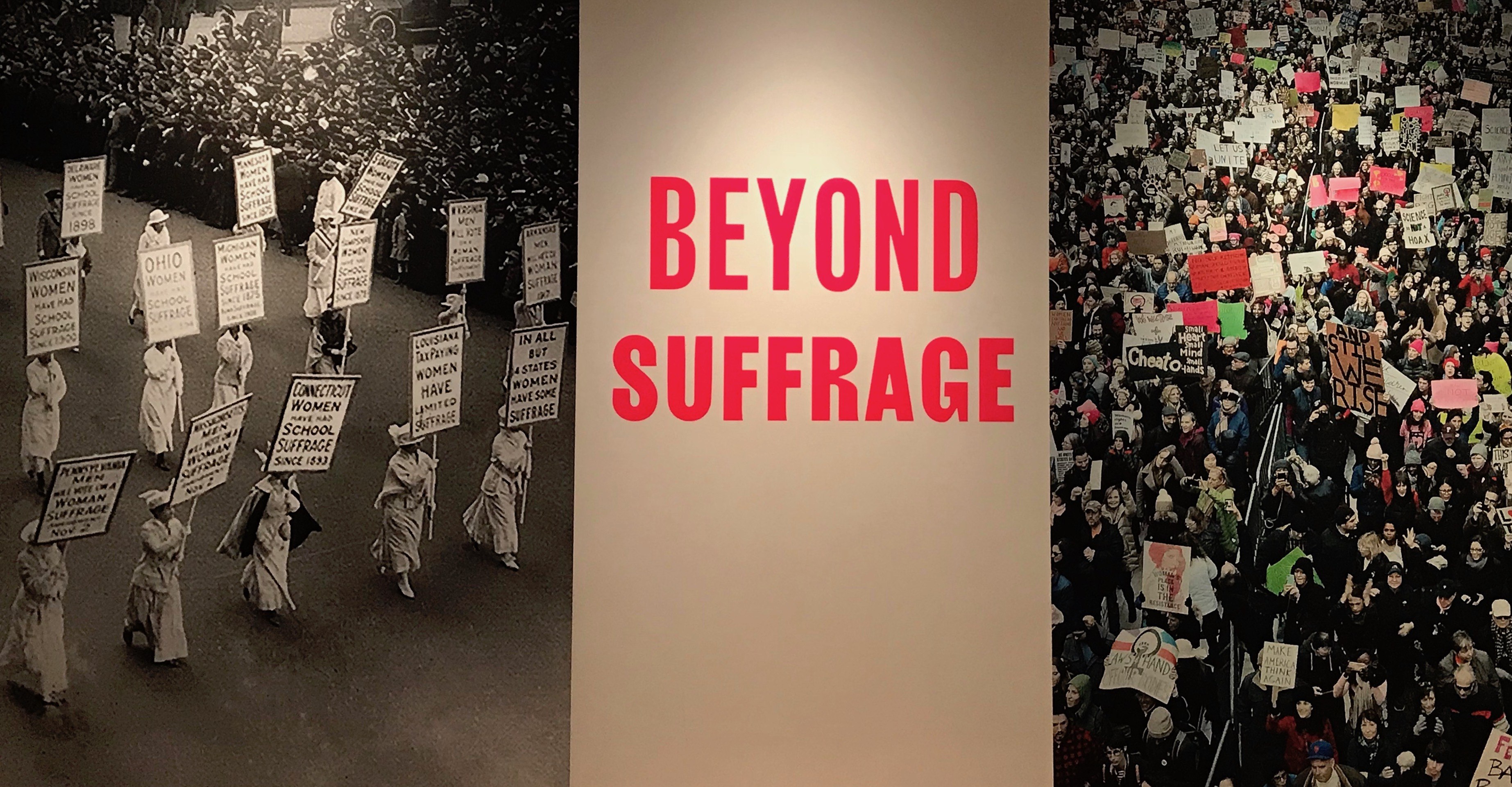 Exhibition Review: Beyond Suffrage