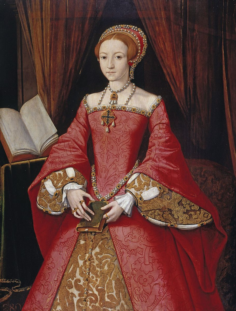 31 Heroines of March 2010: Elizabeth I