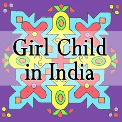 Girl Child of India