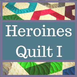 Heroines Quilt I