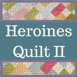 Heroines Quilt II