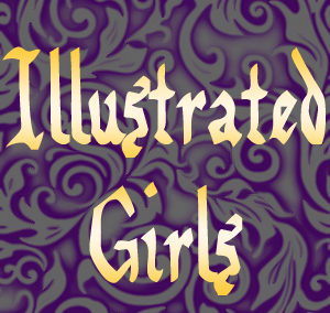 Illustrated Girls