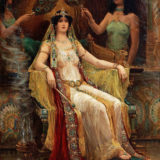 Mythological Girls: The Queen of Sheba