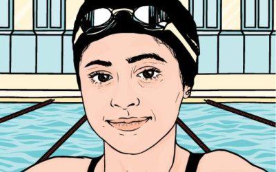 Girls in Podcasts: Good Night Stories for Rebel Girls — Yusra Mardini