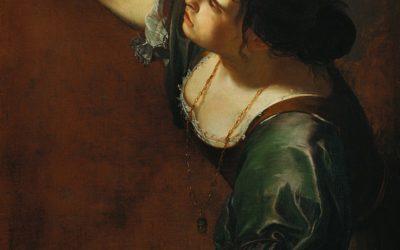 31 Heroines of March 2012: Artemesia Gentileschi