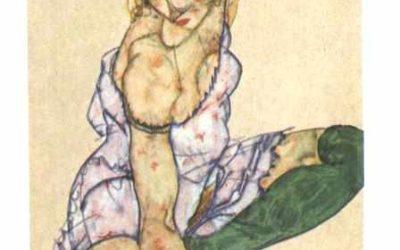 Two Responses to Egon Schiele: Part 2