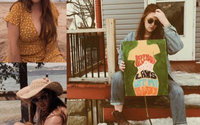 Artist Spotlight: Kayla Strange