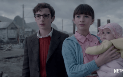 TV Review: Violet Baudelaire in A Series of Unfortunate Events