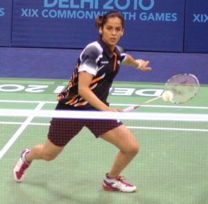 Saina Nehwal in 2011