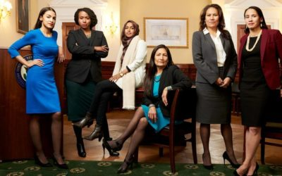 No Time For Fear — Politicking Girls: All Hail the New Women of Congress