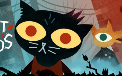 Video Game Review: Night in the Woods