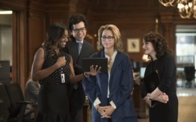 A Galentine to Madam Secretary