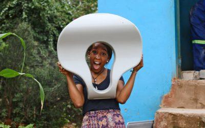 Girl Entrepreneurs: Wish for WASH