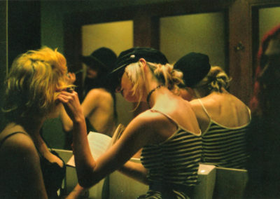 Megan Doherty, Girls, Stoned in Melanchol