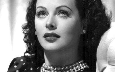 A Triple Threat: Hedy Lamarr: Actress, Inventor, Scientist